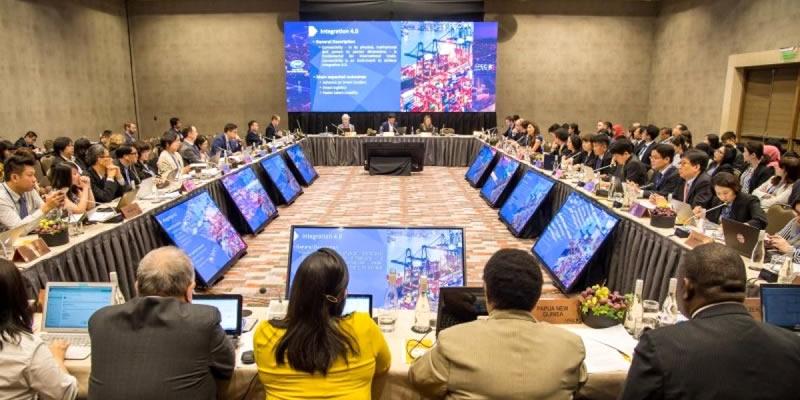 Analizan internacionalización de las Pyme con economías del Apec